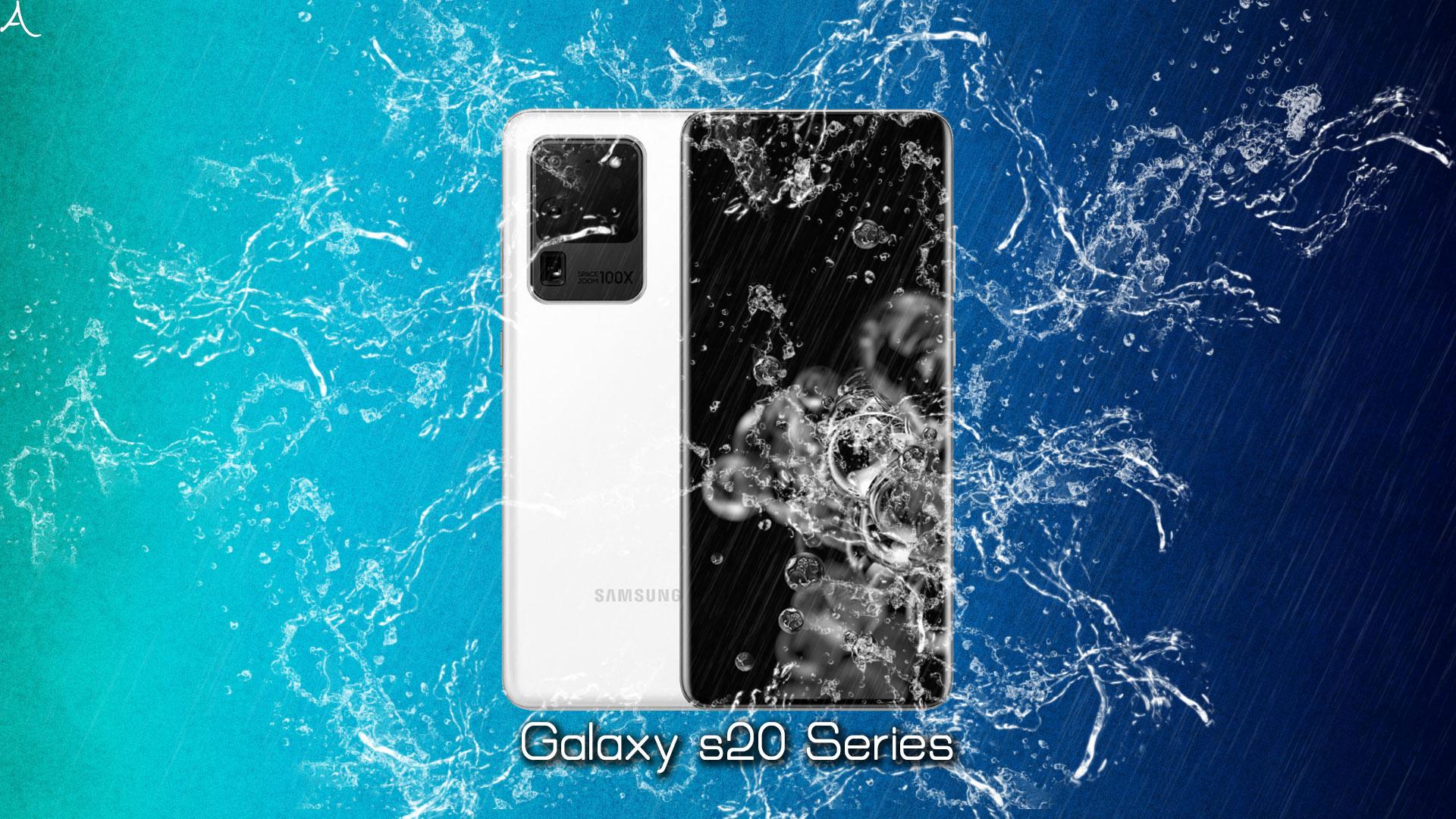 「Galaxy S20」の防水性能ってどれくらい?「IP68」って何?