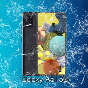 「Galaxy A51 5G」の防水性能ってどれくらい?「IP68」ってどういう意味?