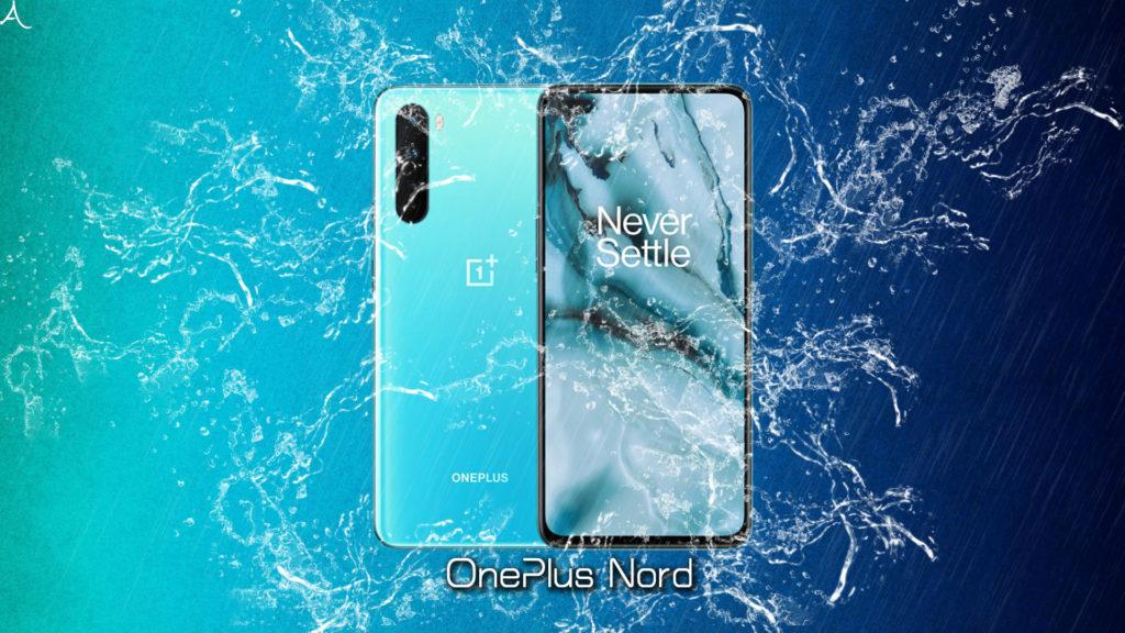「OnePlus Nord」の防水性能ってどれくらい?水につけても大丈夫?