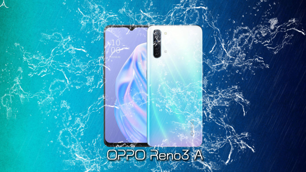 「OPPO Reno3 A」の防水性能ってどれくらい?「IP68」ってどういう意味?