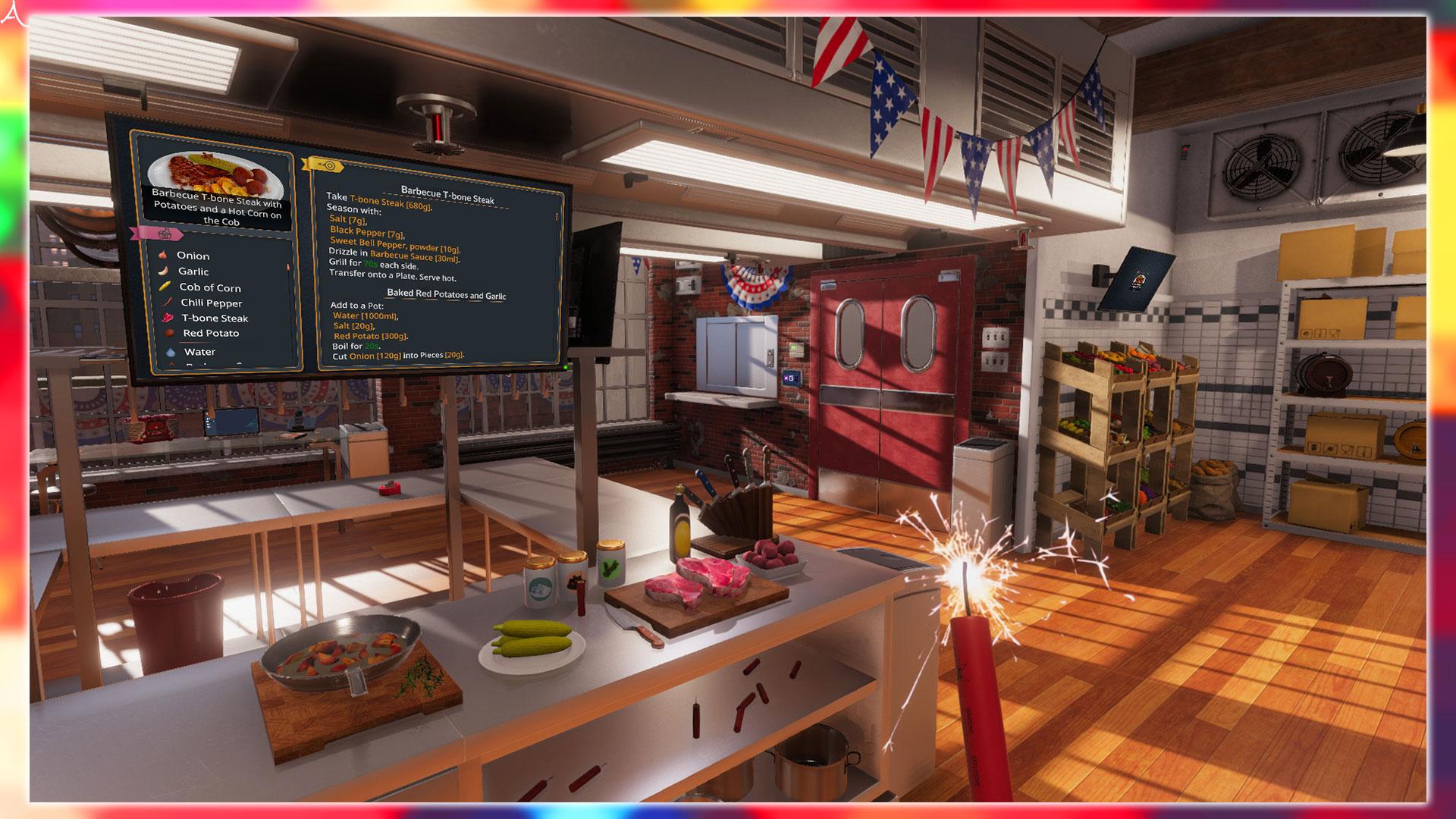 PC版「Cooking Simulator」に必要な最低/推奨スペックを確認