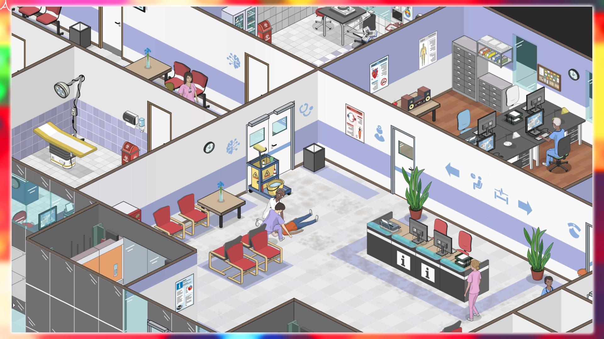PC版「Project Hospital」に必要な最低/推奨スペックを確認