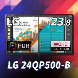 「LG 24QP500-B」ってモニターアーム使えるの?VESAサイズやおすすめアームはどれ?