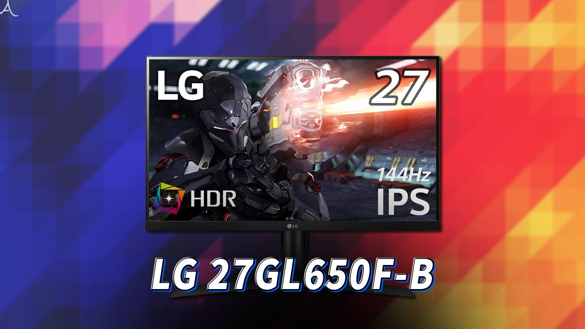「LG 27GL650F-B」ってモニターアーム使えるの?VESAサイズやおすすめアームはどれ?