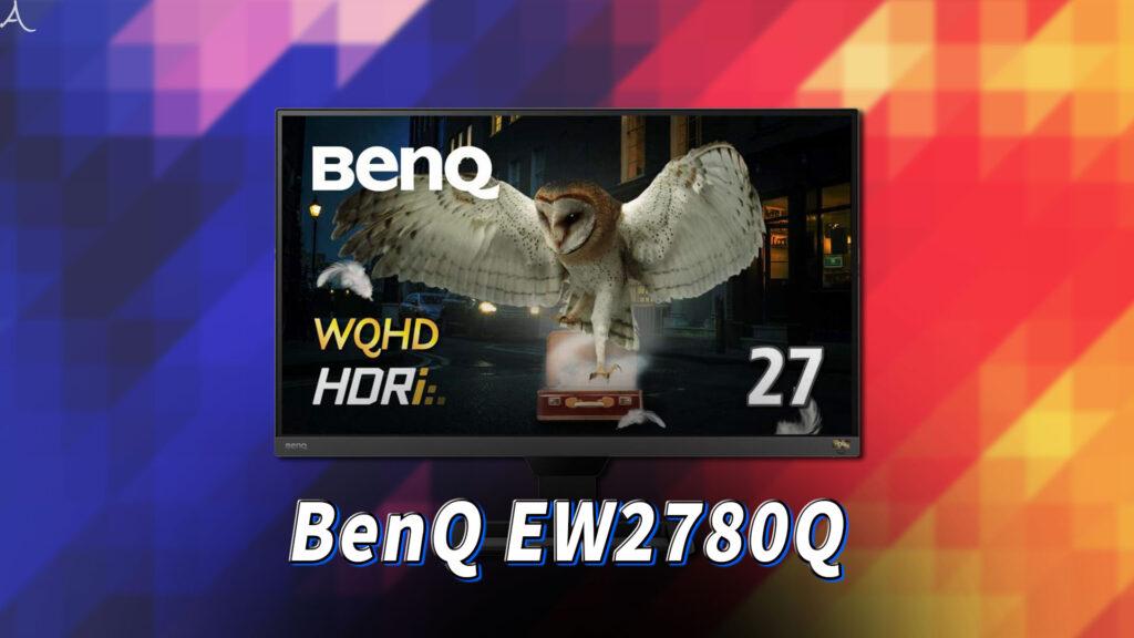 「BenQ EW2780Q」ってモニターアーム使えるの?VESAサイズやおすすめアームはどれ?