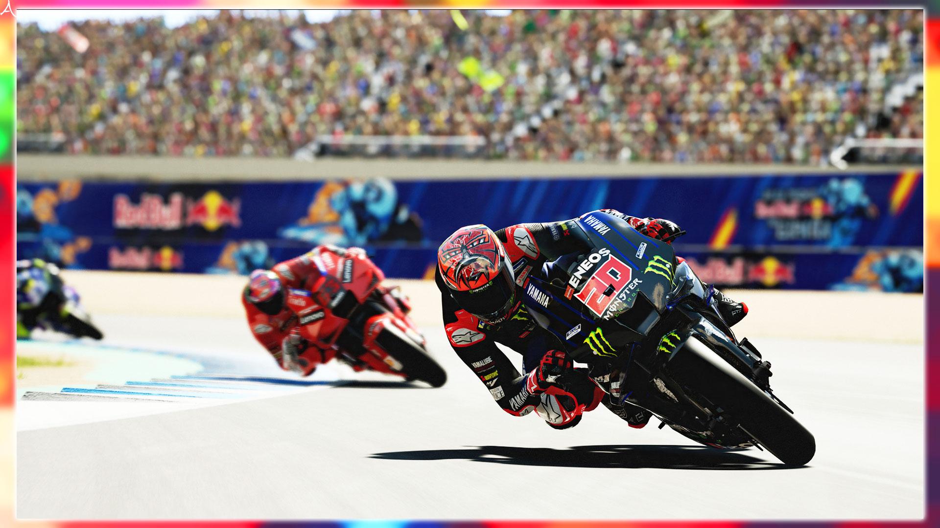 PC版「MotoGP 21」に必要な最低/推奨スペックを確認