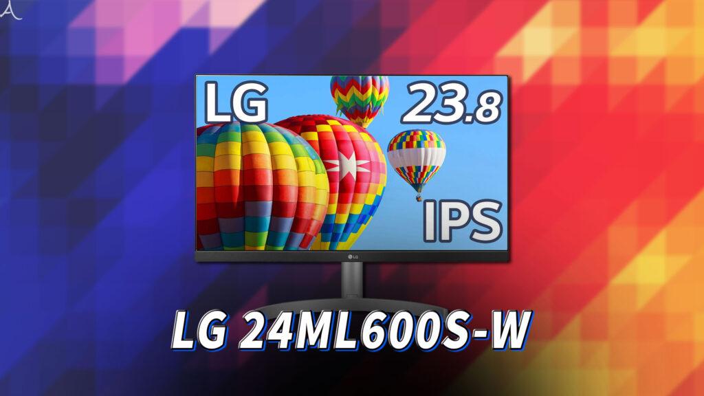 「LG 24ML600S-W」はスピーカーに対応してる?PCスピーカーのおすすめはどれ?