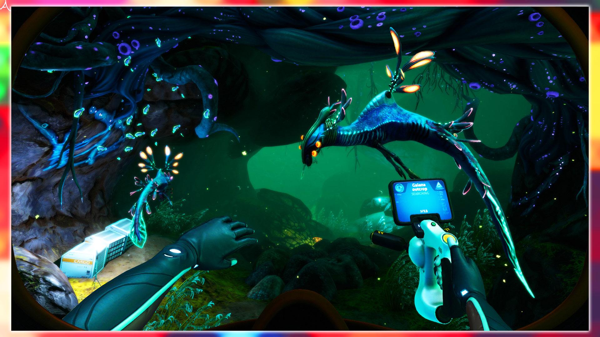PC版「Subnautica: Below Zero」に必要な最低/推奨スペックを確認