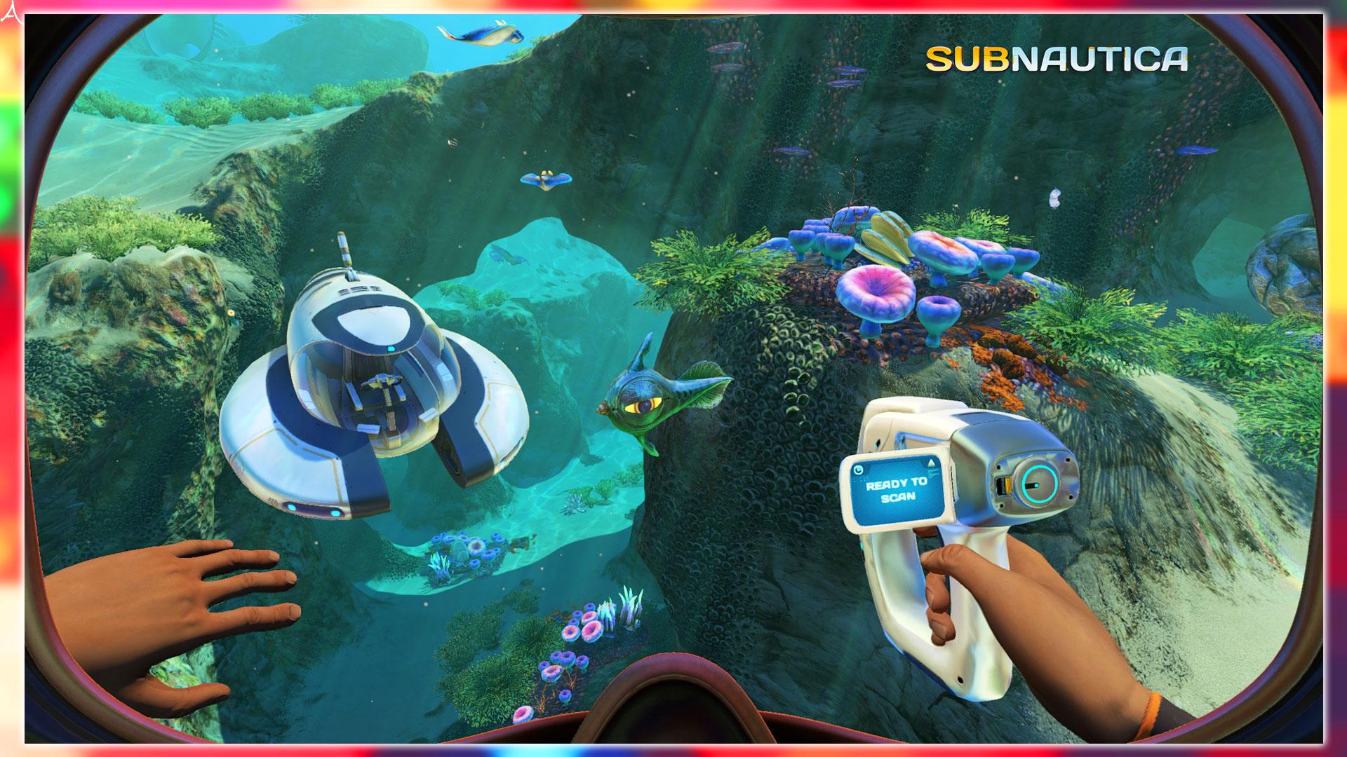 PC版「Subnautica」(サブノーティカ)に必要な最低/推奨スペックを確認