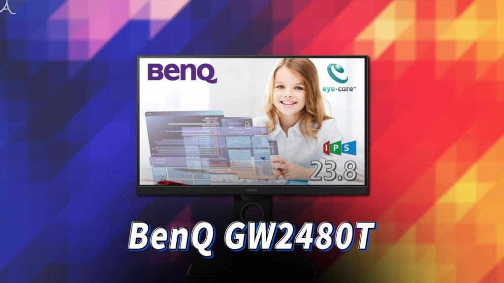「BenQ GW2480T」はスピーカーに対応してる?PCスピーカーのおすすめはどれ?