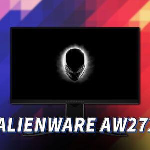 「Dell ALIENWARE AW2720HF」ってモニターアーム使えるの?VESAサイズやおすすめアームはどれ?