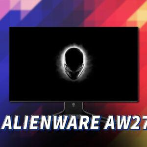 「Dell ALIENWARE AW2721D」はスピーカーに対応してる?おすすめのPCスピーカーはどれ?