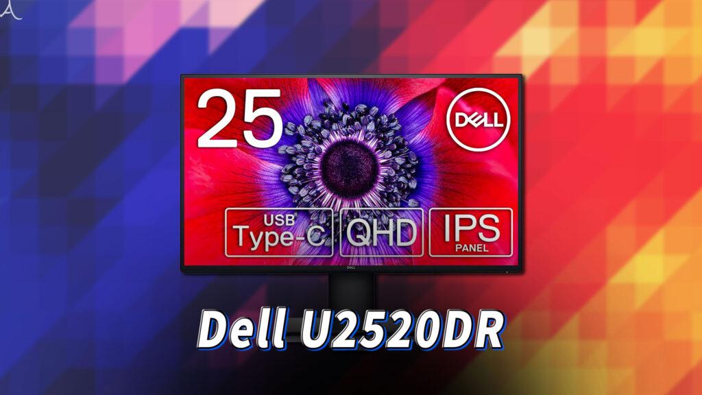 「Dell U2520DR」はスピーカーに対応してる?おすすめのPCスピーカーはどれ?