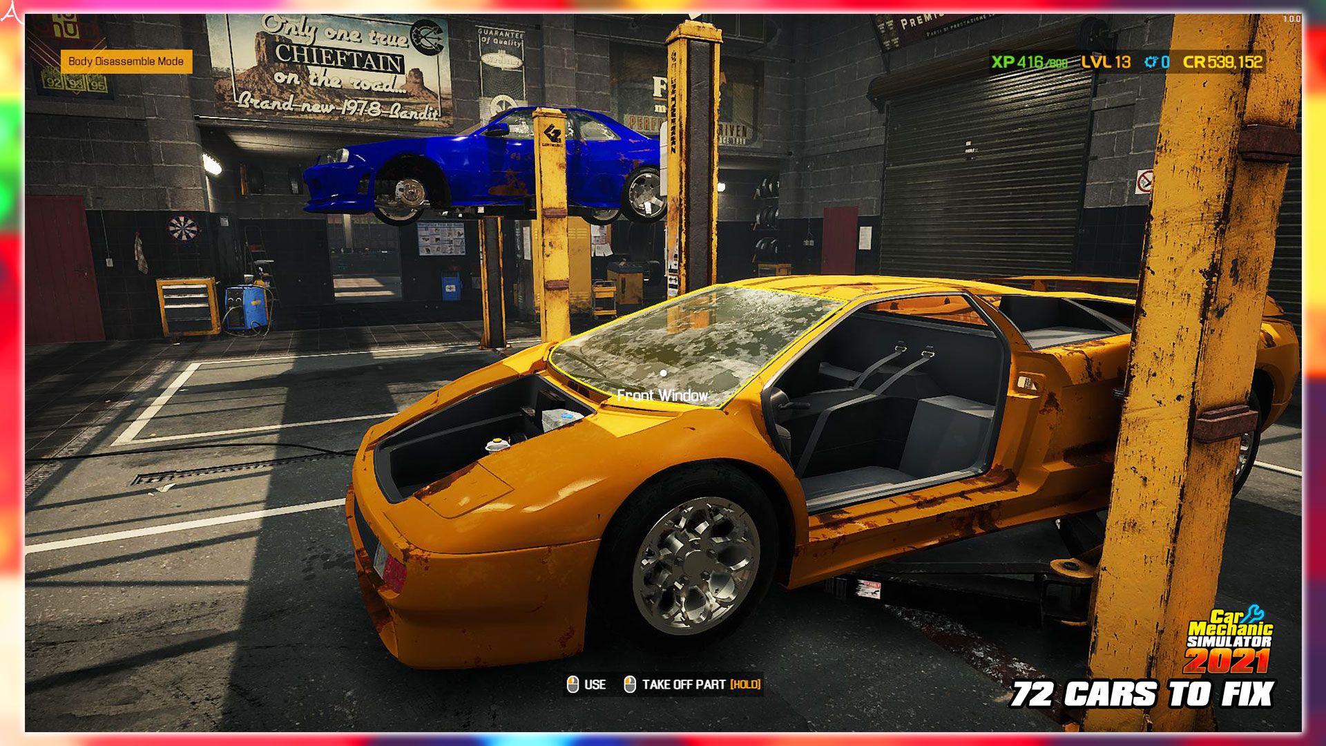 PC版「Car Mechanic Simulator 2021」に必要な最低/推奨スペックを確認