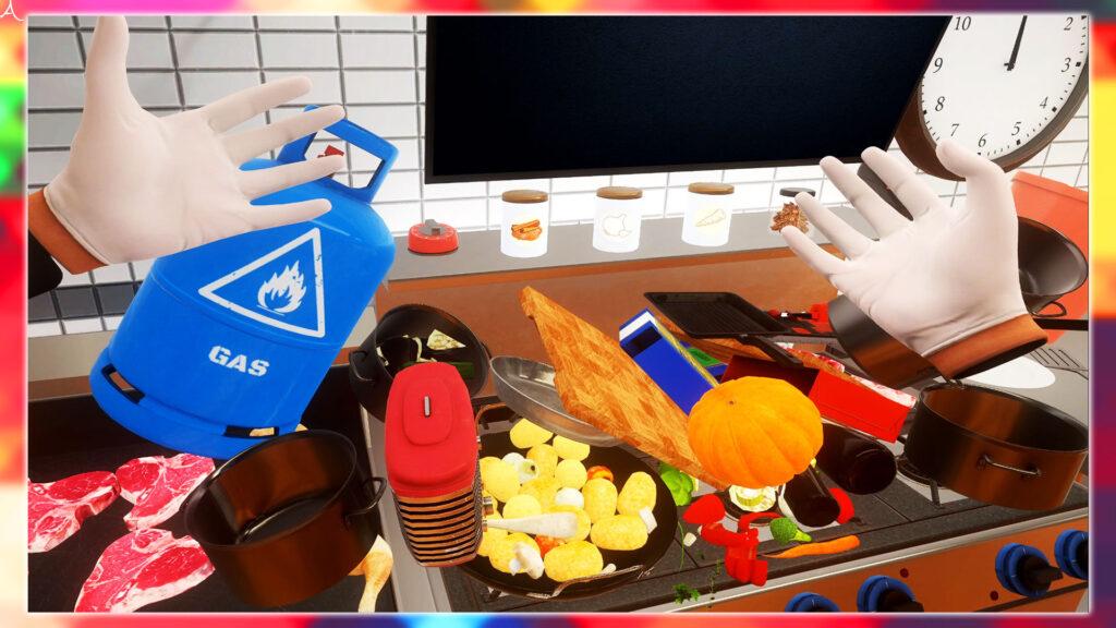 PC版「Cooking Simulator VR」に必要な最低/推奨スペックを確認