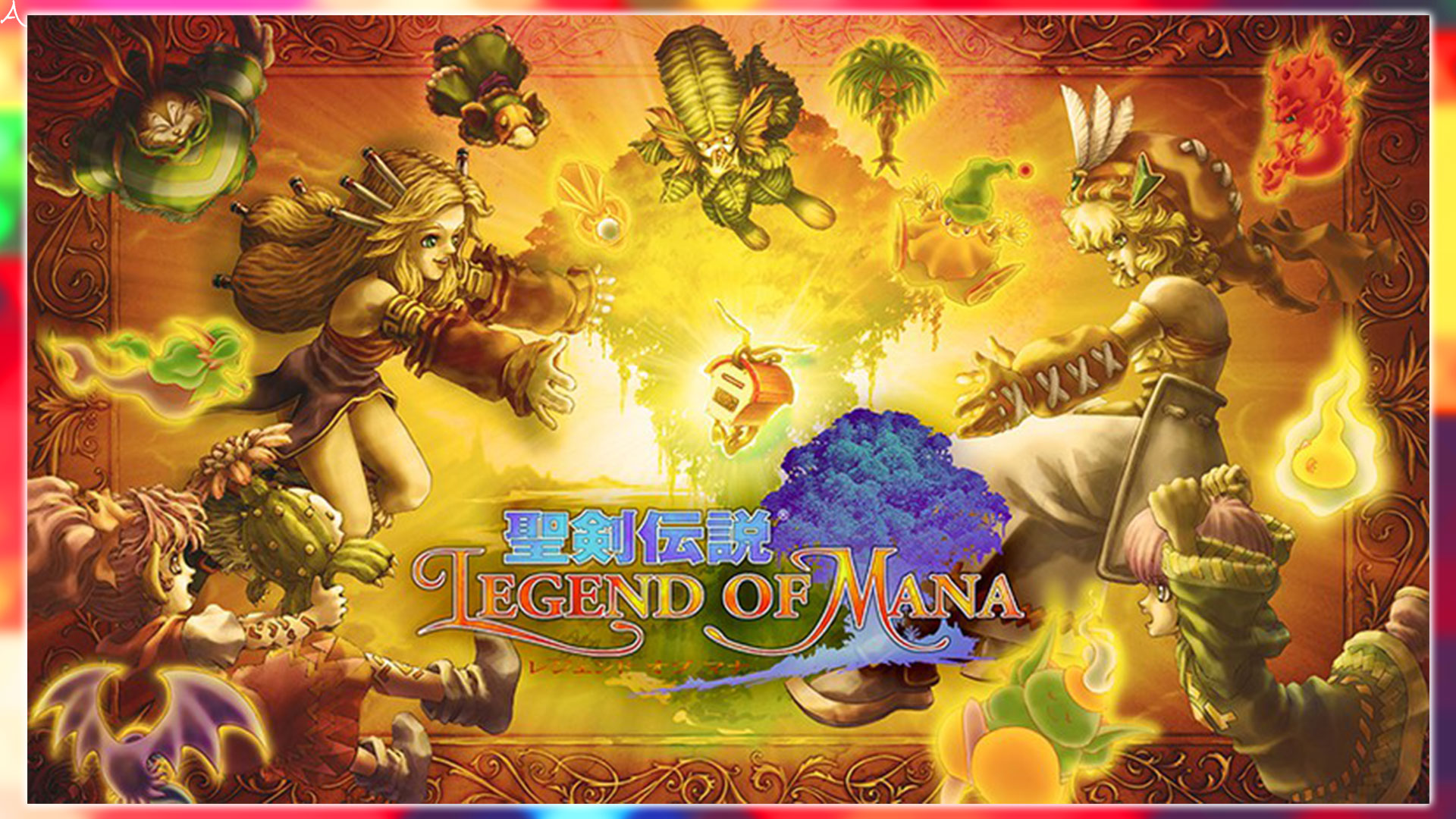 PC版「聖剣伝説 Legend of Mana」に必要な最低/推奨スペックを確認