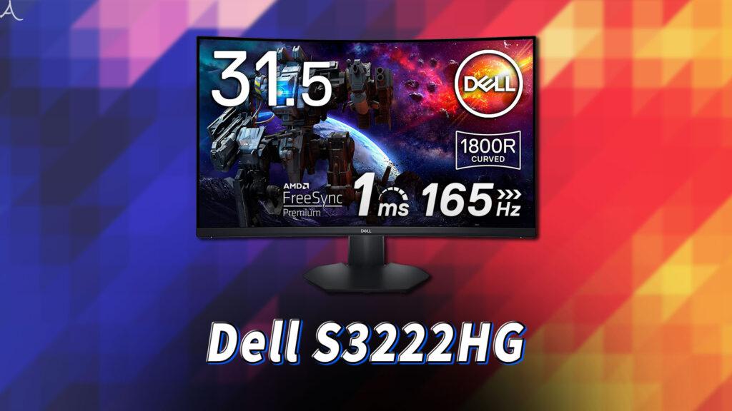 「Dell S3222HG」はスピーカーに対応してる?おすすめのPCスピーカーはどれ?